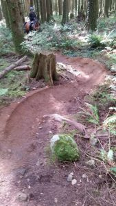 Alteration on municipal trail. Report To Bylaws